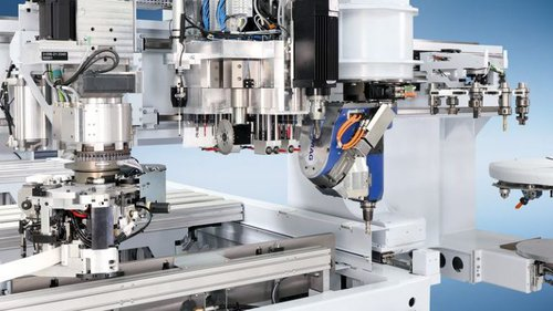 CNC Hybrid Contour Bander