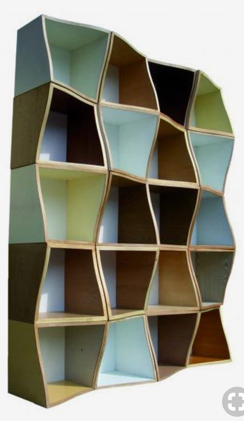 Interesting Design Using Curved Components