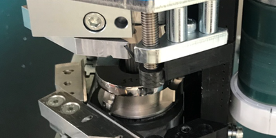 Floating Tracer Shoes for Narrow Workpieces